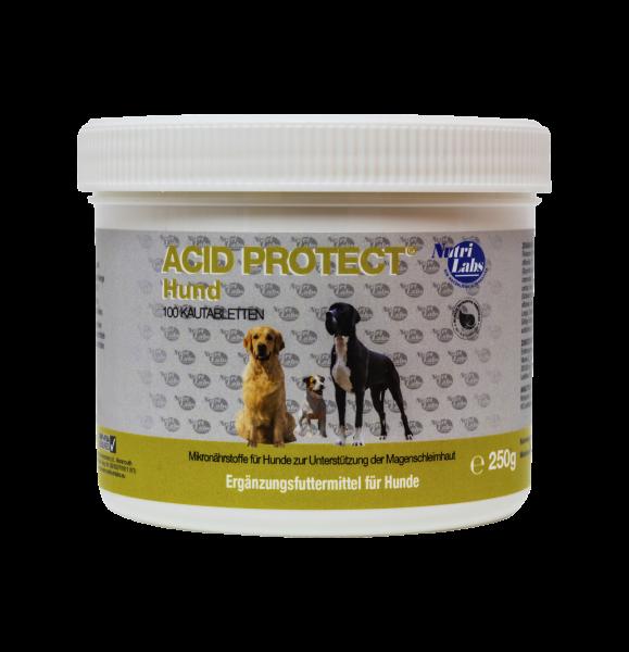 Acid Protect Hund Kautabletten 100 Stück