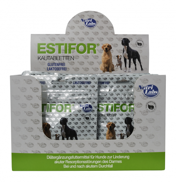 Estifor Hund Kautabletten 1 Beutel = 10 Stück