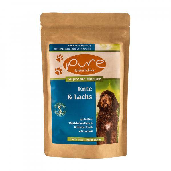 Supreme Nature mit Ente & Lachs 400g