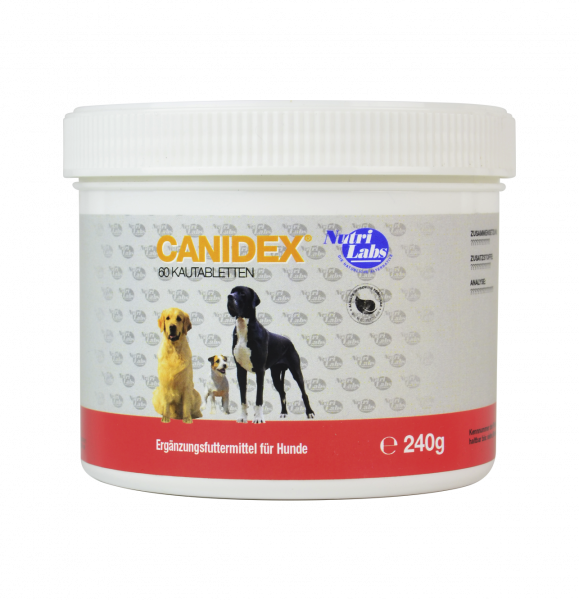 Canidex Hund Kautabletten 60 Stück