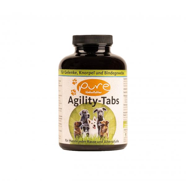 Agility-Tabs für Gelenke, Knorpel und Bindegewebe 280g